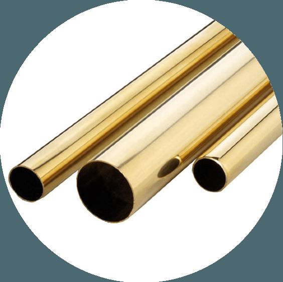 Труба латунная